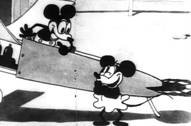 Mickey Mouse Cartoons Begin