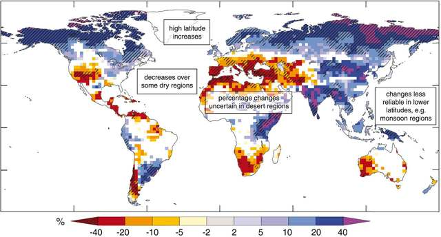 IPCC Report on Climate Change
