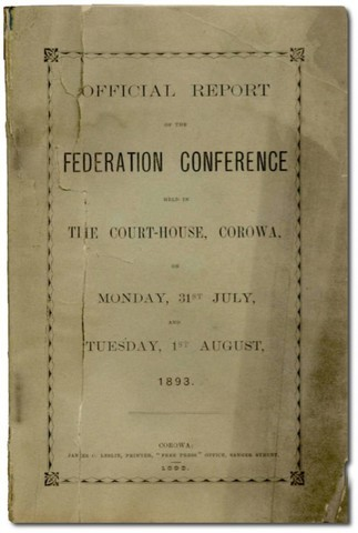 Federation Conference