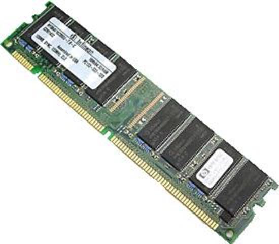 PC133: SDR SDRAM