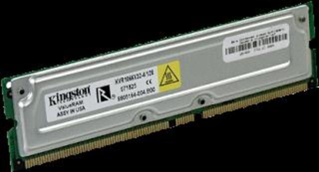 RAMBUS PC700