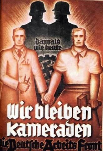 Los judíos son eliminados del Frente de Trabajo.