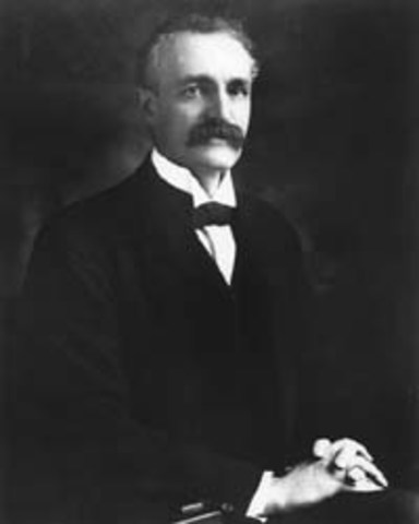 Gifford Pinchot as U.S. Forest Service Chief