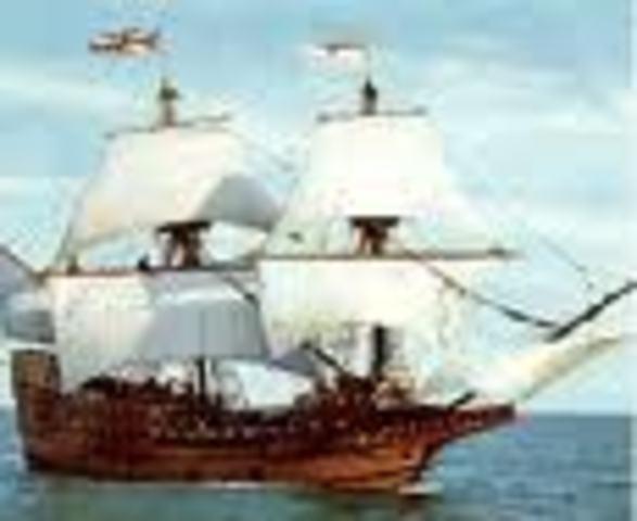 Puritans Arrive
