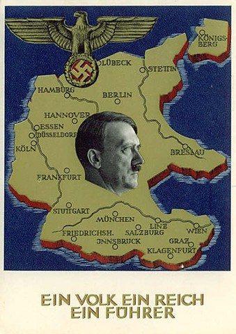 Anexión de Austria al III Reich.
