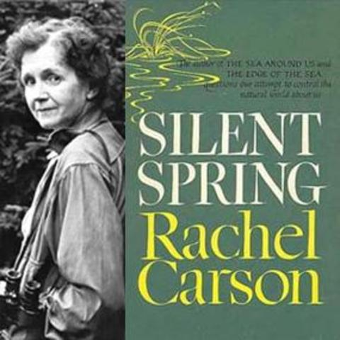 Silent Spring Published by Rachel Carson