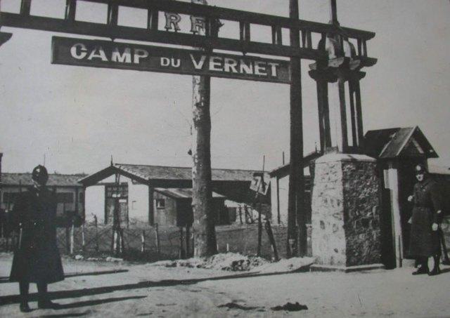 Se abre el campo de tránsito de Vernet (Francia)