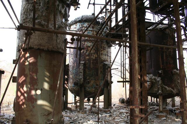 Bhopal Island Disaster