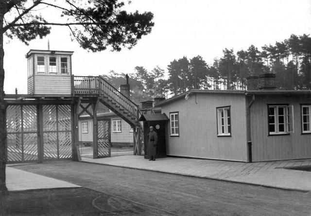 Se abre el campo de concentración de Stutthof (Polonia)