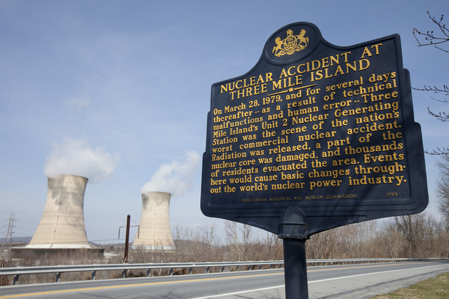 Three Mile Island Nuclear Accident