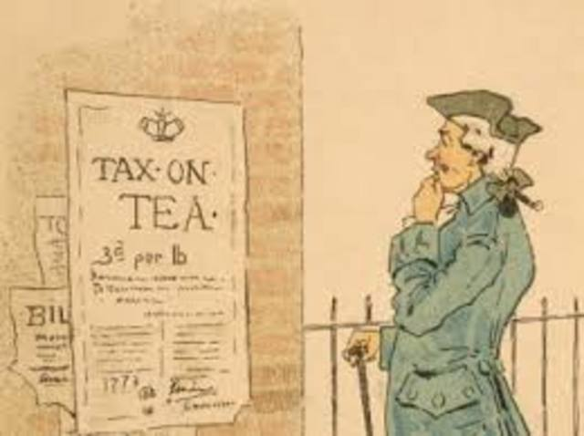 Townshend Act of 1767