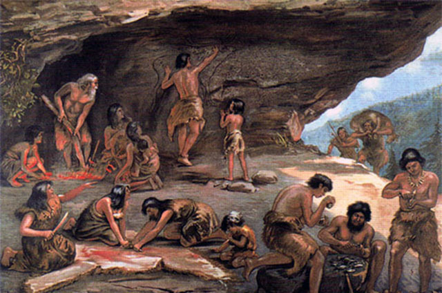 The End of the Paleolithic Era