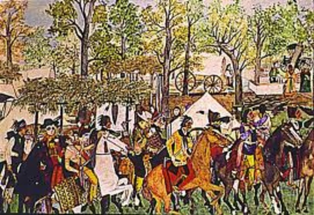 Shawnee's early sign of Power
