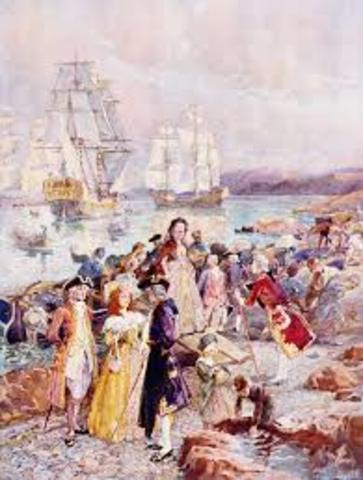 American Independence and The Immigration of the Loyalists