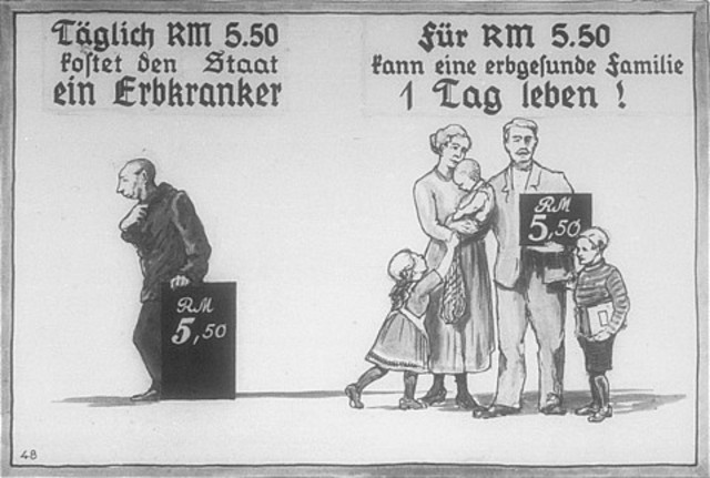 Se ordena paralizar todos los asesinatos mediante eutanasia en todos los sanatorios mentales de Alemania.