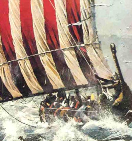 800 – 1071= Height of Viking raids