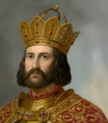 Otto the Great is crowned Holy Roman Emperor