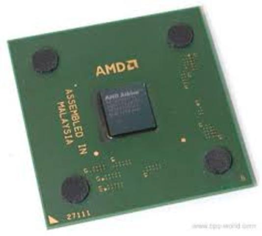 Intel Athlon XP