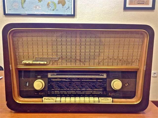Transmisión de radio