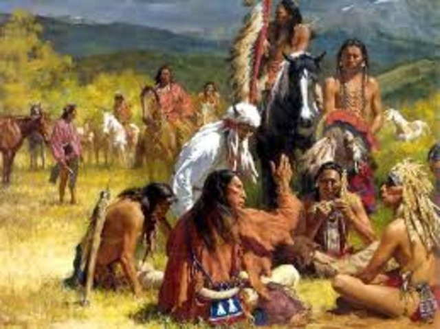 Low Point of the Shawnee Tribe