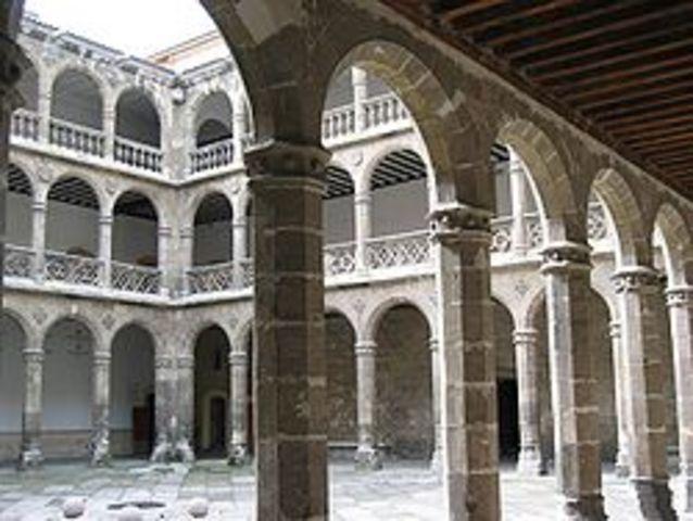 Real y Pontificia Universidad de Santiago de la Paz y de Gorjón, Santo Domingo, República Dominicana
