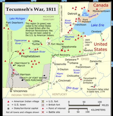 Tecumseh Dies