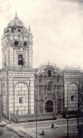 Pontificia Universidad de San Ildefonso, Lima, Perú