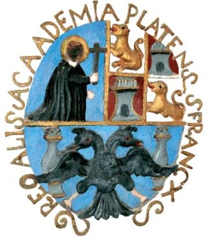 Real y Pontificia Universidad de San Francisco Xavier, Sucre, Bolivia