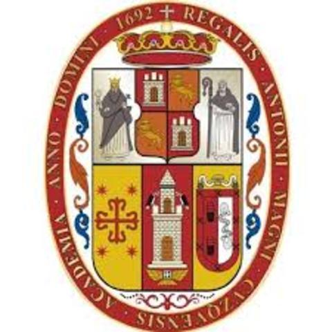 Real Universidad de San Antonio Abad, Cuzco, Perú
