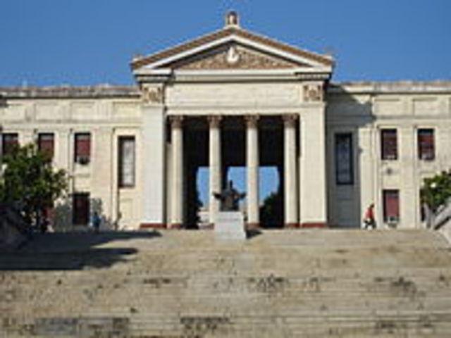 Universidad de San Jerónimo, La Habana, Cuba