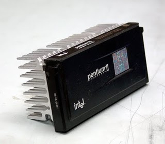 El Intel Pentium II