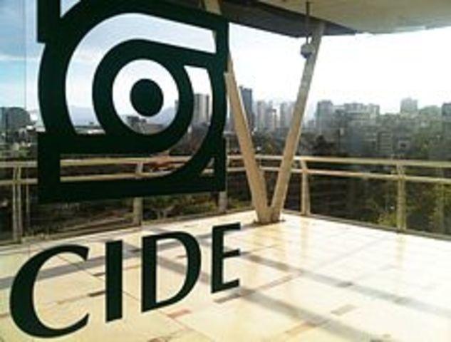 Centro de Investigación y Docencia Económicas (CIDE)