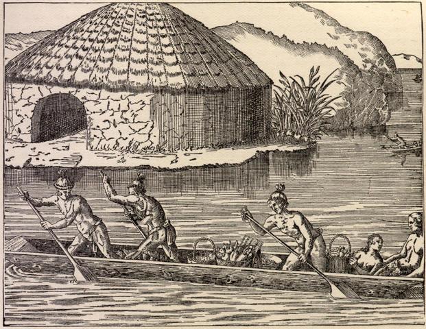 Seminole Migration South