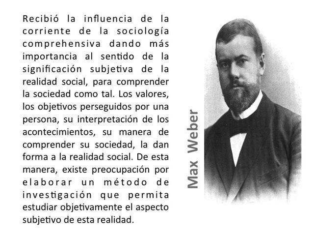 Max Weber: Sociólogo y filósofo alemán