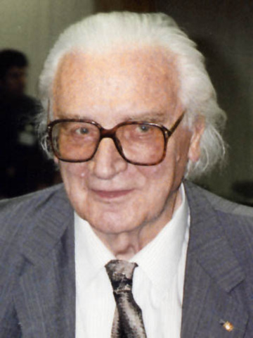 Konrad Zuse built the first working program-controlled computers.
