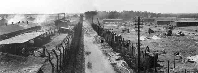 Se abre el campo de concentración femenino de Bergen Belsen (Alemania)  y se cierra el campo de concentración de Amersfoort (Holanda)