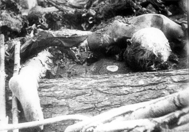 En Octubre de 1943 se cierra el campo de concentración de Maly Trostinec (Bielorrusia)