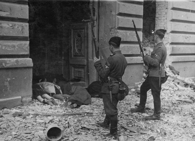 Del 3 al 4 de Noviembre de 1943 la SS y unidades de Policía alemanas implementan la Operación Festival Harvest. El propósito de la Fiesta de la Cosecha era liquidar algunos campos de trabajos forzados en el área de Lublin.