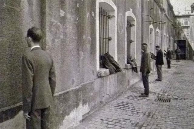 Se libera el campo de concentración de Breendonk (Bélgica)