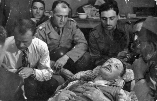 Franz Ziereis es detenido en Spiíal am Pyhrn, a unos 70 kilómetros de Mauthausen (Austria) tras un tiroteo con tropas USA resultando herido de gravedad.