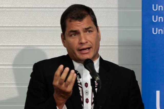 Ecuador hablara con Colombia para eliminar la mineria ilegal en la frontera