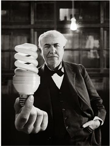 Invenzione della lampadina