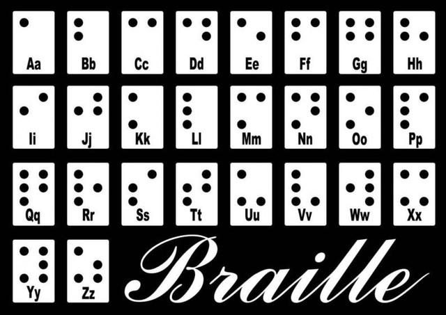 el sistema Braille