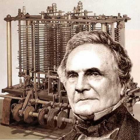 Máquina Analítica de Babbage (Máquina mecánica para cálculo matemático)