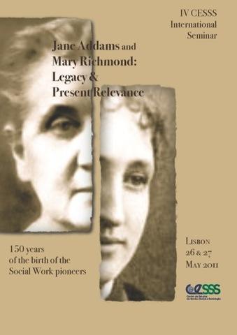 Mary Richomnd y Jane Addams