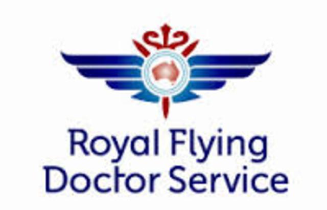 Royal Flying Doctor Service.