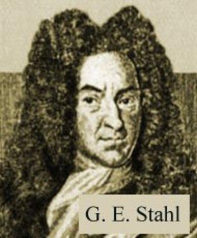 George Ernest Stahl