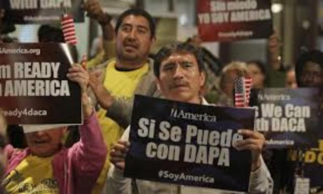 Expansion of DACA & Creation of DAPA:  Blocked In Texas