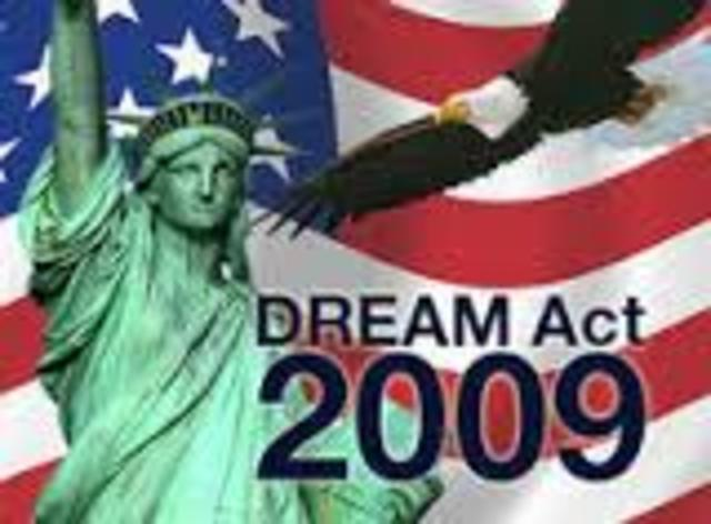 DREAM Act Introduced