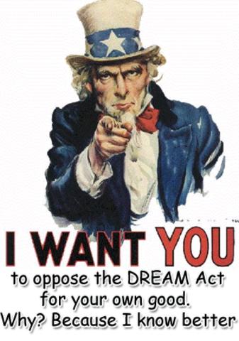 DREAM Act Dies in the Senate